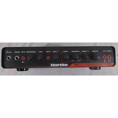 Hartke TX600 Tube Bass Preamp