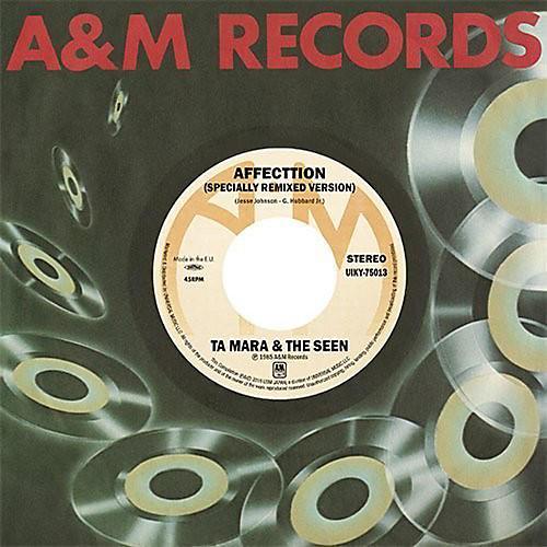 Alliance Ta Mara & the Seen - Um X Captain Vinyl: Affecttion/You & Music