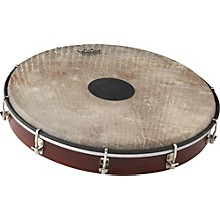 Tablatone Frame Drum Brown and White Skyndeep Fish Skin 12 in.