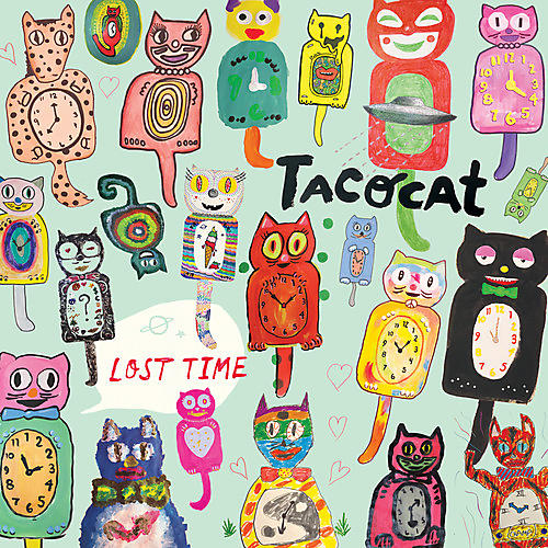 Alliance Tacocat - Lost Time