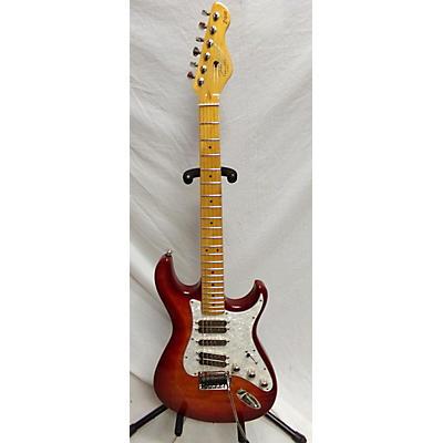 Dean Zelinsky Tagliare Z-glide Solid Body Electric Guitar