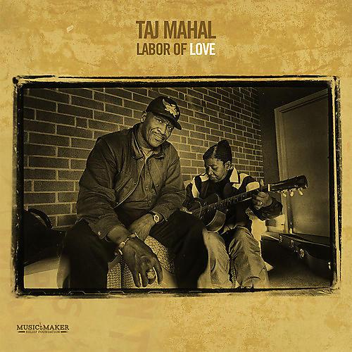 Alliance Taj Mahal - Labor Of Love