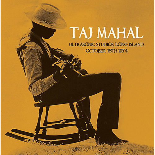 Alliance Taj Mahal - Ultrasonic Studios Long Island October 15th 1974