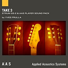 Applied Acoustics Systems Take 3 - Sound Pack for the Free AAS Player or Strum GS-2 (Download)