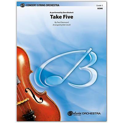 BELWIN Take Five Conductor Score 3