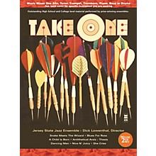 Music Minus One Take One (Minus Tenor Saxophone) (Deluxe 2-CD Set) Music Minus One Series Book with CD