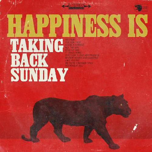 Alliance Taking Back Sunday - Happiness Is