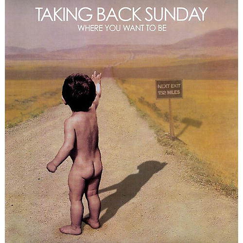 Alliance Taking Back Sunday - Where You Want to Be