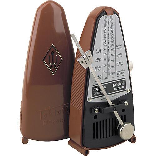 Wittner Taktell Piccolo Metronome Mahogany
