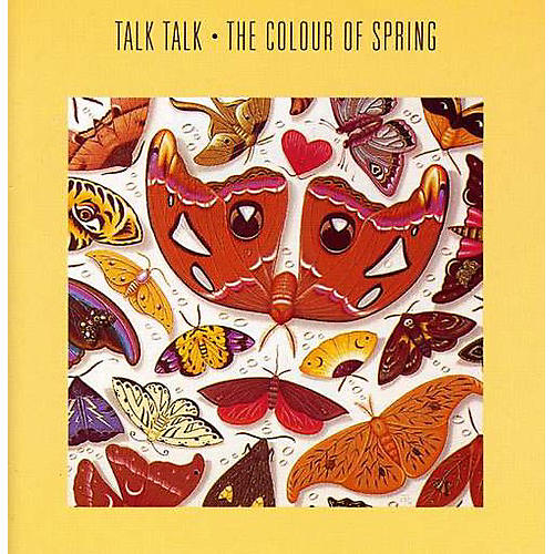 Alliance Talk Talk - Colour of Spring (Incl. Bonus DVD Audio)