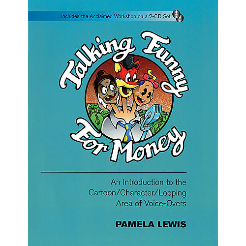 Applause Books Talking Funny for Money Applause Books Series Softcover with CD
