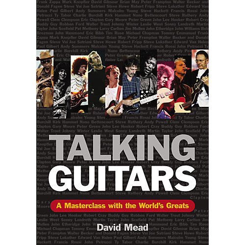 PGW Talking Guitars Book