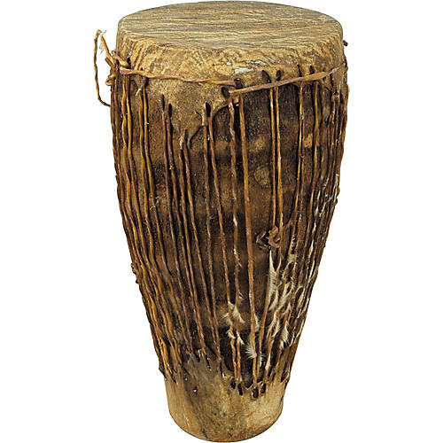 East Meets West Tall Drum with Stick