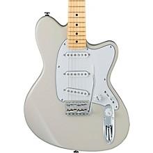Talman Prestige Series TM1730M Electric Guitar Vintage White Maple Fingerboard