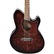 Open Box Ibanez Talman TCM50 Cutaway Acoustic-Electric Guitar
