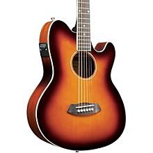 Talman TCY10 Acoustic-Electric Guitar Vintage Sunburst