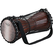 Tamani Talking Drum 6 x 15 in. Antique