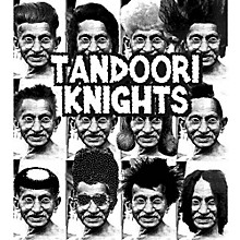 Tandoori Knights - Temple Of Boom / Tandoori Dolly