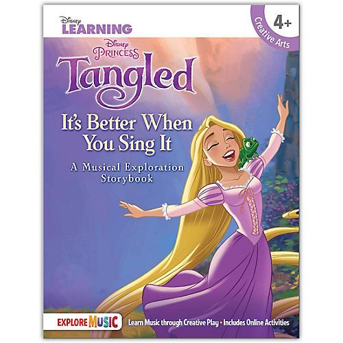 Hal Leonard Tangled - It's Better When You Sing It - Children's Series Hardcover Book/Media Online