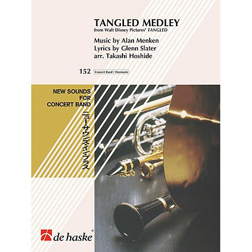 Hal Leonard Tangled Medley Concert Band Gr3 Concert Band