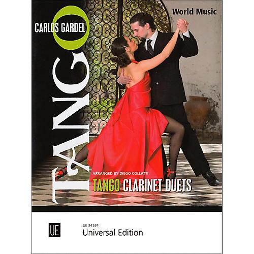 Carl Fischer Tango Clarinet Duets