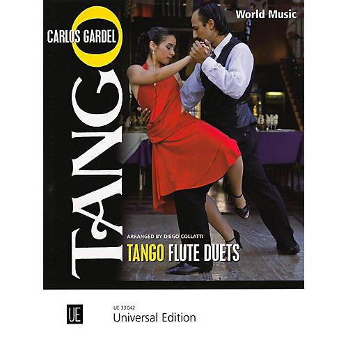 Carl Fischer Tango Flute Duets Book