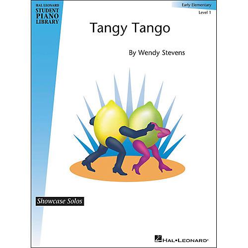 Hal Leonard Tangy Tango - Showcase Solo - Level 1 Early Elementary