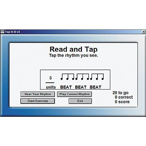 ECS Media Tap It II Network License Hybrid CD