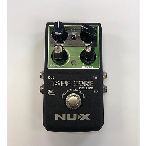 NUX Tape Core Deluxe Delay Effect Pedal