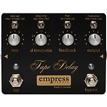 Open BoxEmpress Effects Tape Delay Guitar Effects Pedal