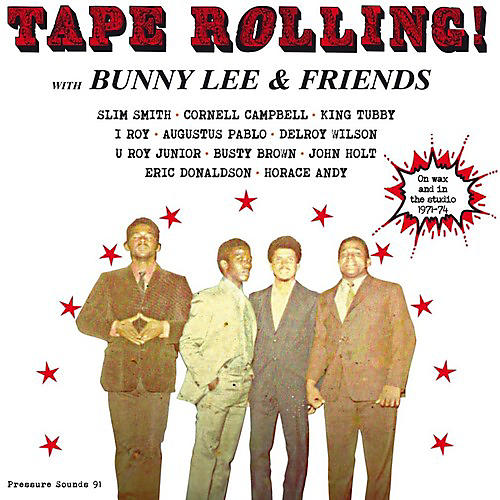 Alliance Tape Rolling