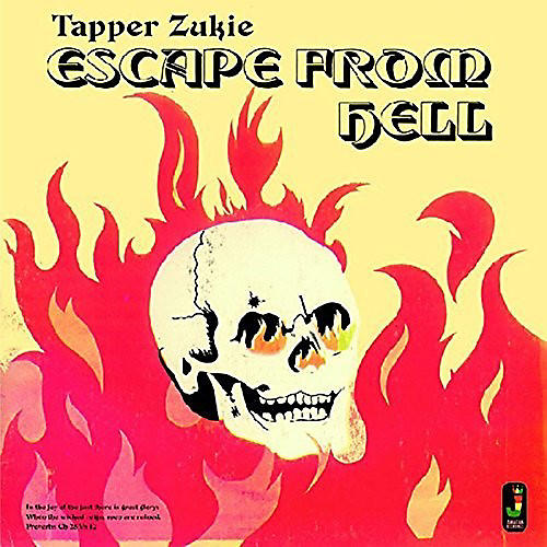 Alliance Tapper Zukie - Escape From Hell