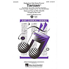Hal Leonard Tarzan (Medley) SATB arranged by Mac Huff