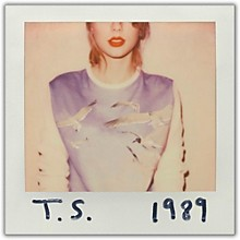Taylor Swift - 1989 Vinyl LP