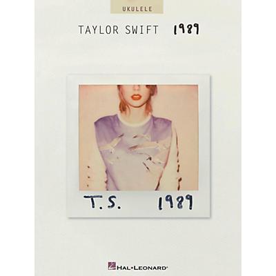 Hal Leonard Taylor Swift - 1989 for Ukulele