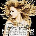 Alliance Taylor Swift - Fearless Platinum Edition thumbnail