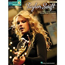 Hal Leonard Taylor Swift - Pro Vocal Songbook & CD for Female Singers Volume 49