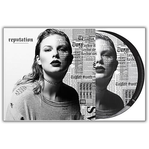 Universal Music Group Taylor Swift - Reputation Vinyl 2LP (Picture Disc)