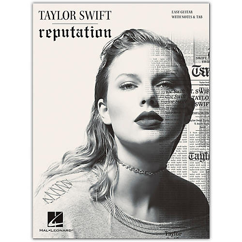 Hal Leonard Taylor Swift - Reputation for Easy Guitar