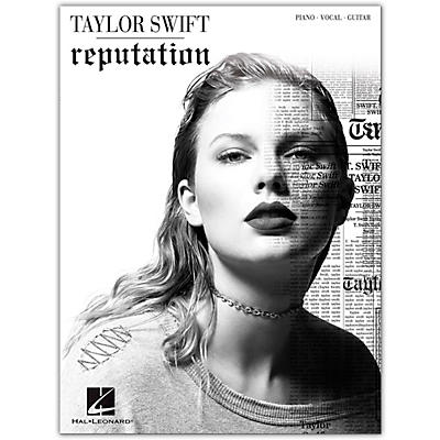 Hal Leonard Taylor Swift - Reputation for PVG Piano/Vocal/Guitar
