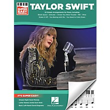 Hal Leonard Taylor Swift - Super Easy Songbook