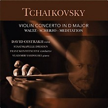 Tchaikovsky - Violin Concerto In D Major Op 35