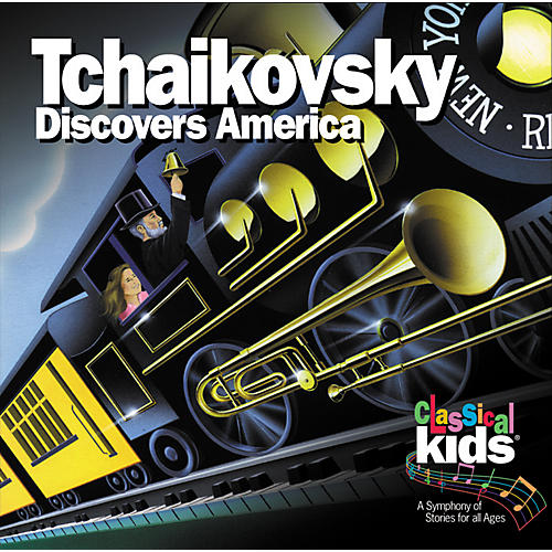 Children's Book Store Tchaikovsky Discovers America Teacher