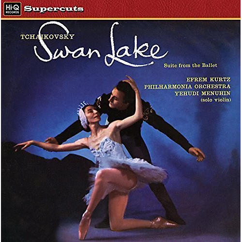 Alliance Tchaikovsky Swan Lake Suite from the Ballet