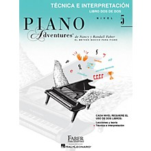 Faber Piano Adventures Téchnica e Interpretación, Nivel 5 Faber Piano Adventures® Series Softcover Written by Randall Faber