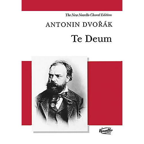 Novello Te Deum SATB