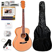 Open BoxeMedia Teach Yourself Acoustic Guitar Pack - Steel String