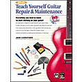 Alfred Teach Yourself Guitar Repair and Maintenance Book thumbnail