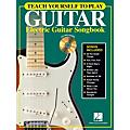 Hal Leonard Teach Yourself to Play Guitar - Electric Guitar Songbook Guitar Book Series Softcover with CD by Various thumbnail