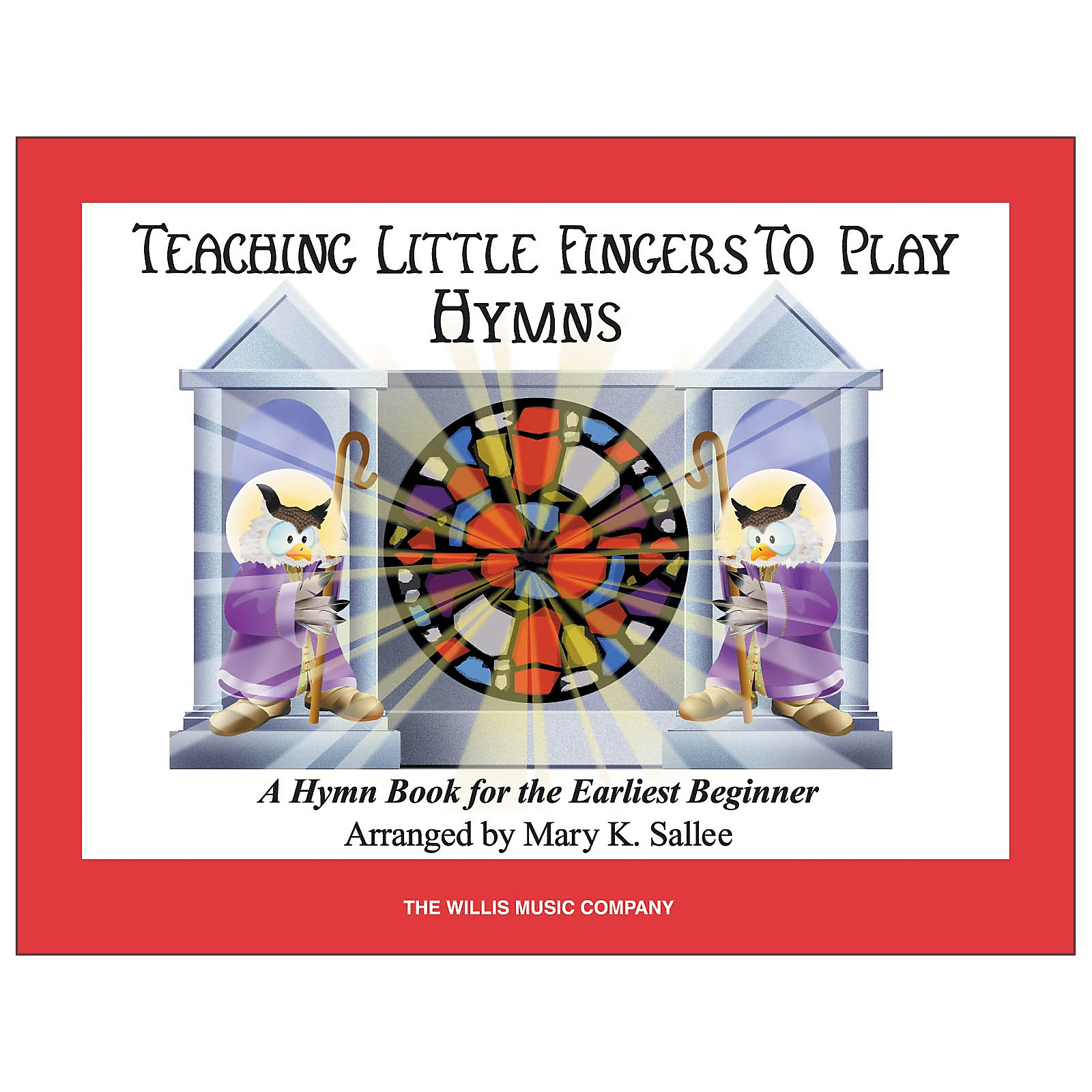 Willis Music Teaching Little Fingers To Play Hymns Earliest Beginner for Piano